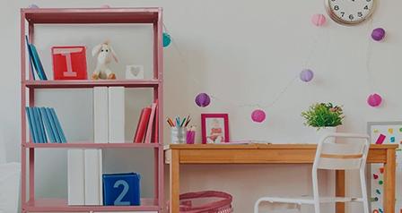 Organizace hraček metodou KonMari