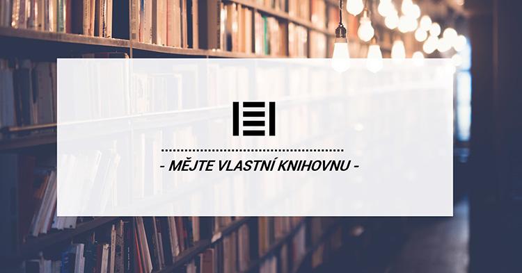 Mějte vlastní knihovnu  | Majster Regál
